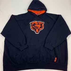 Chicago Bears hoodie size 4XL
